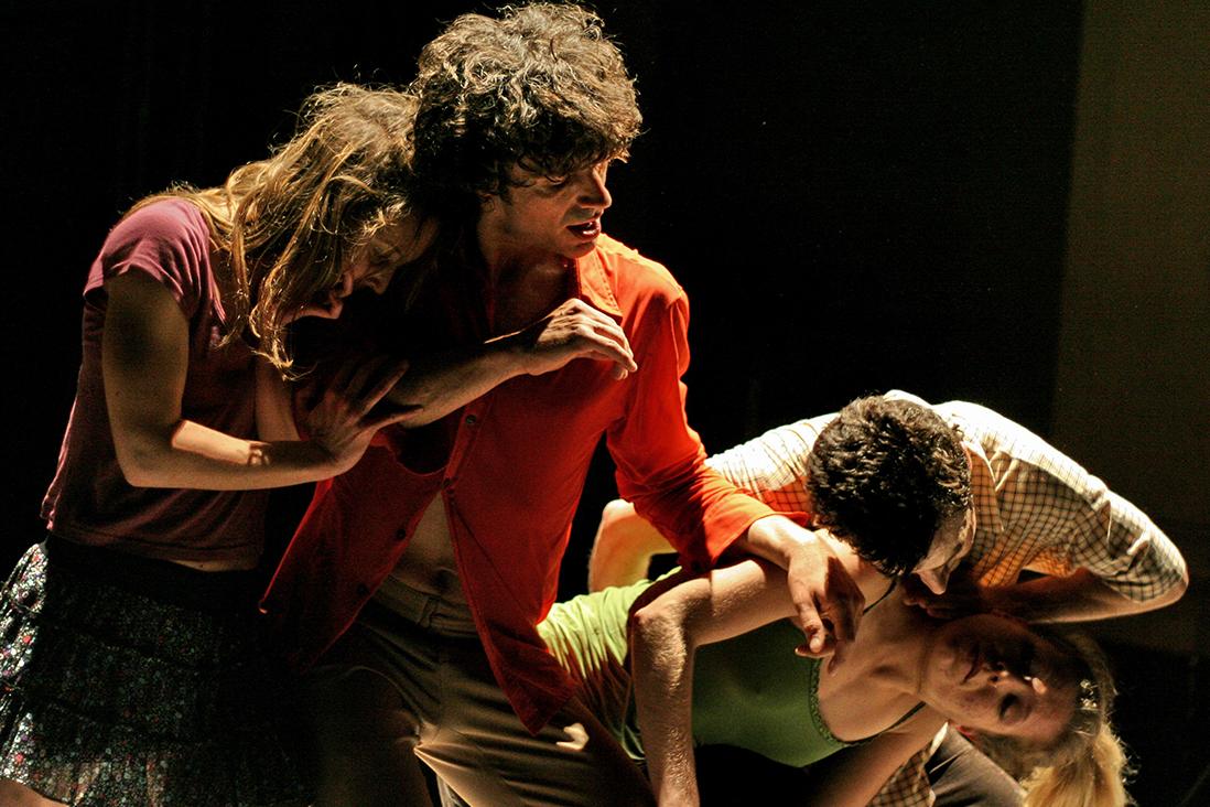 danza contemporanea laudati